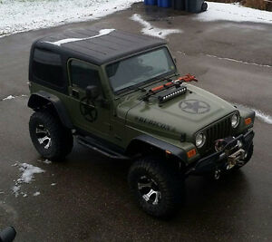 2005 Jeep Rubicon