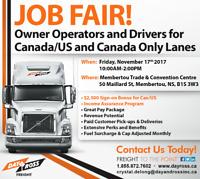 Job Fair Sydney, Nova Scotia