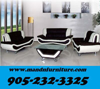 Bonded Leather Sofa Set Only $898.00 Lowest Prices