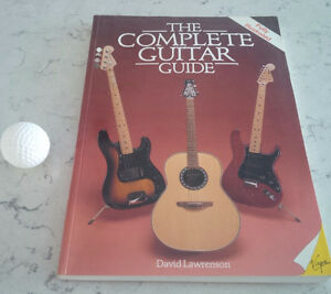 The Complete Guitar Guide, Fully Illustrated, David Lawrenson