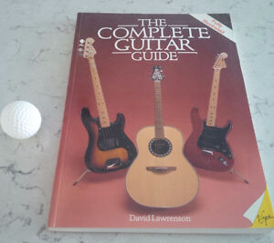 The Complete Guitar Guide, Fully Illustrated, David Lawrenson Kitchener / Waterloo Kitchener Area image 1
