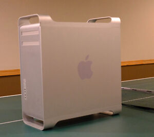 Mac Pro - 2.8 GHZ Quad-Core Intel Xeon with upgrades