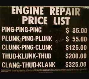 Mechanic help Wanted