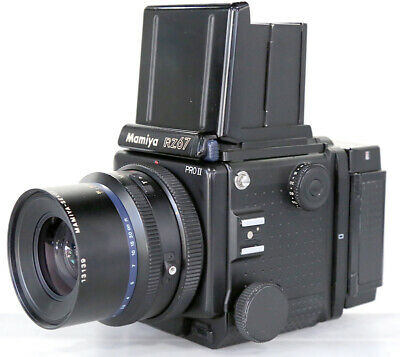[FedEx] Mamiya RZ67 Pro ll + 90mm F3.5 + Focusing Screen