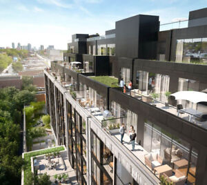MID TOWN CONDOS - (ST. CLAIR & DUFFERIN) VIP SALE FROM $400's
