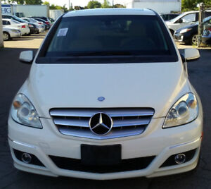 2010 Mercedes B-200, 4 cyl, low kilometers/123 k, no accident