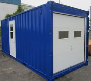 Modified Shipping Containers & Container Rentals