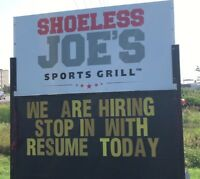 We are hiring FT & PT Line cooks