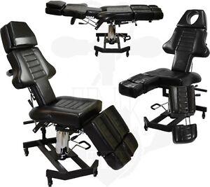 inkbed chaise lit fauteuil de tatoueur