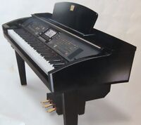 Yamaha Clavinova CVP209 Digital Piano Polished Ebony Finish