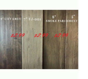 $2.99 oak hardwood $0.89 laminate flooring12.3mm promotion