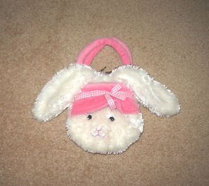 Bunny Purse for Toddler