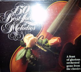 150 Best-loved Melodies 6xCD Box Set - NEW