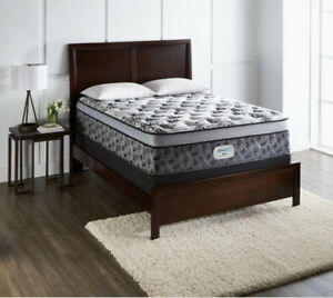 Beautyrest GL5 World Class Genesis Euro-Top Firm King Mattress