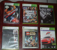 Xbox 360 Games - 12 games for $125!