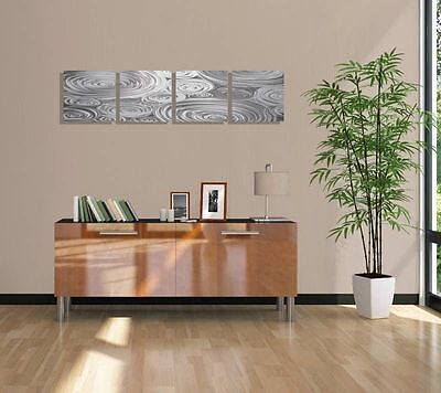 abstract metal wall art for sale  Shipping to Canada