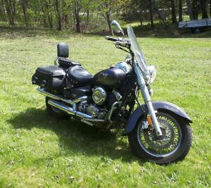 YAMAHA 650 Vstar Classic Motorcycle