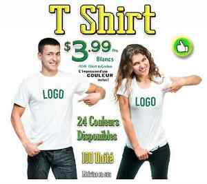 Impression sur t-shirt,TShirt Printing,Embroidery,Broderie