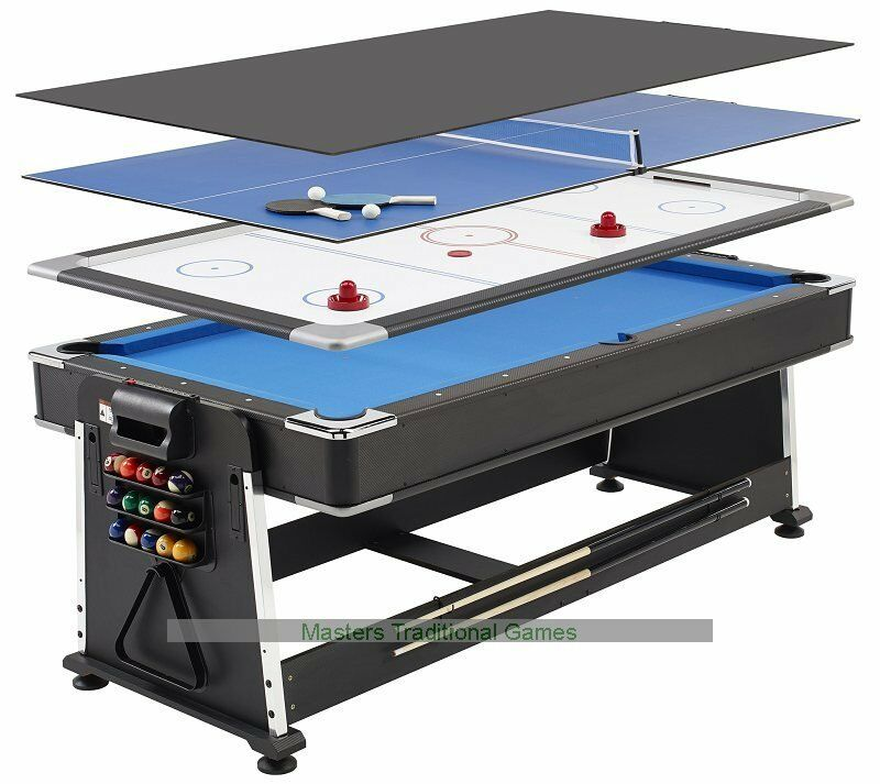 3 IN 1 PROFESSIONAL GAMES TABLE