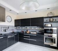 we do cabinets making, design& installing