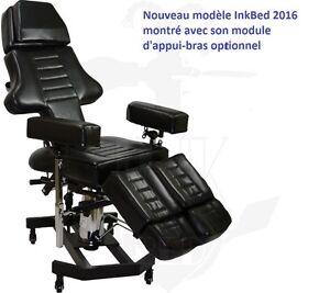 lit chaise fauteuil de tattoo inkbed Saguenay Saguenay-Lac-Saint-Jean image 6