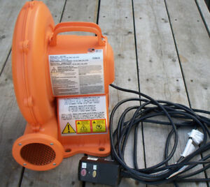 Electric Air Pump Blower for Inflatables Bouncy Castle, Slide