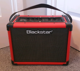 Blackstar ID:CORE Stereo 10 - Ltd Edition Red