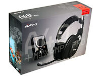Astro A40 Gaming Headphones Headset and Mixamp - PC, PS4, Xbox One