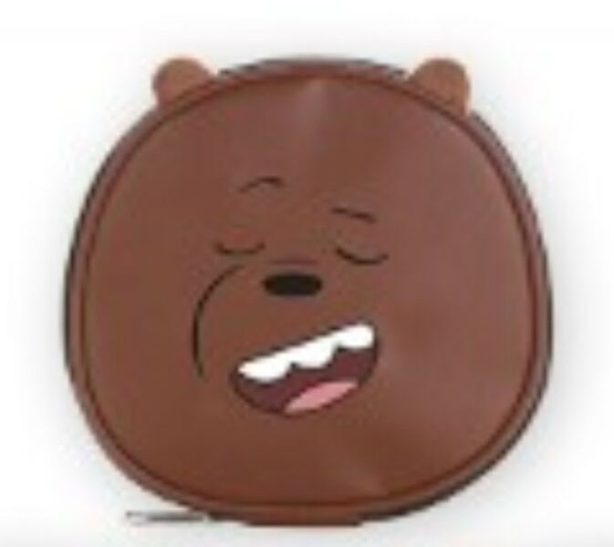 We Bare Bears pouch