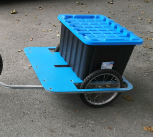 Cargo Trailer for bicycle!