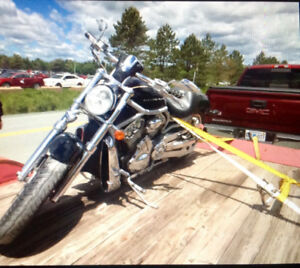 2002 Harley Davidson V Rod 24,000km complete bike for parts