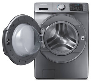 Samsung WF45M5500AP Front Load Washer Energy Efficient