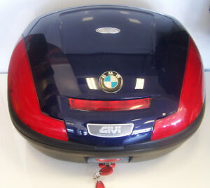 2004 BMW F650 Top Bag Blue