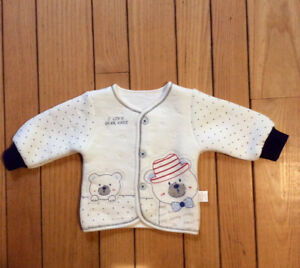 Baby's Cardigans, $5.00 Each - St. Thomas