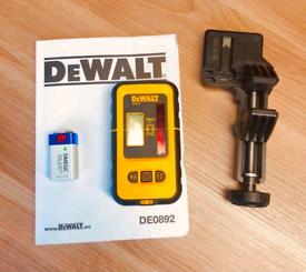 DeWalt DE 0892 laser receiver.