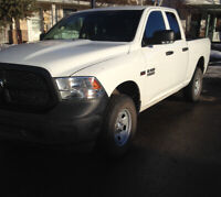 Calgary/Edmonton Airport runs for $100 pick up truck for hire