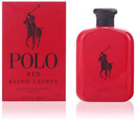Red polo ralph 125ml perfume