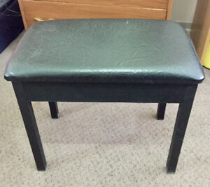 Bench with Storage - Grand Forks