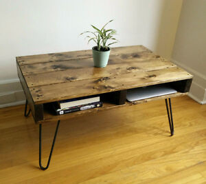 Custom built Coffee Tables, Tables a cafe construit sur ​​mesure