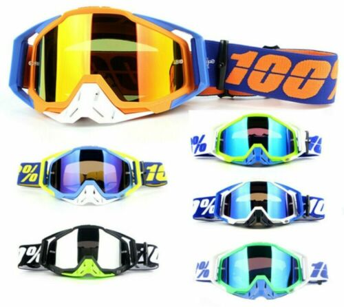 Motorcycle Racing Goggles Motocross MX MTB ATV UTV Dirt Bike Off-road Eyewear