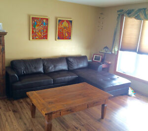 2 bedroom house for rent May 1st -July 1st