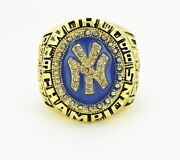 New York Yankees Championship Rings