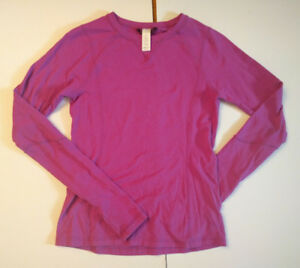 IVIVVA by Lululemon long sleeve Top Size 14 - Girls Activewear