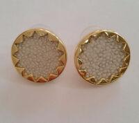 house of harlow 1960 sunburst earrings