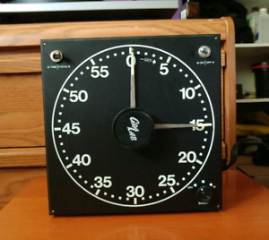 GraLab Model 300 60-Minute Darkroom Timer