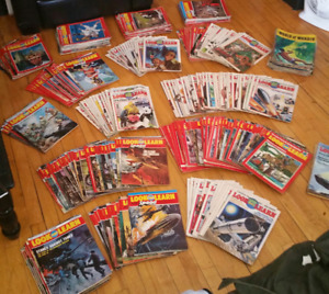 Huge collection of 70's Look n' Learn Magazines