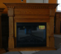 NEW Dimplex Electric Fireplaces