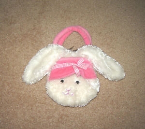 Toddler's Bunny Purse