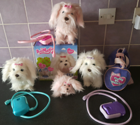 £8 to £13 each Fluffy Goes Walkies. Age 4 yrs+