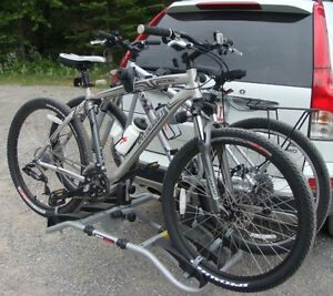 BuzzRack 3 bikes hitch rack
